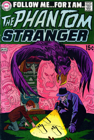 The Phantom Stranger Vol 2 2
