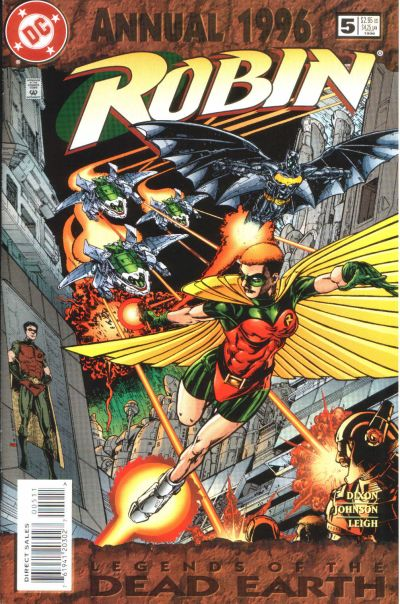 Robin Annual Vol 2 5