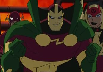 Justice League Unlimited (TV Series) Episode: The Ties That Bind