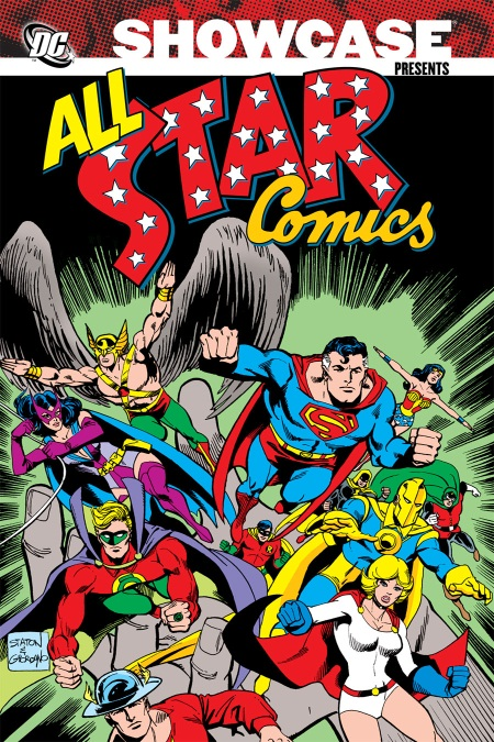 Showcase Presents: All-Star Comics Vol. 1 (Collected)