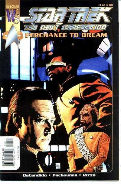 Star Trek: The Next Generation: Perchance to Dream Vol 1 1