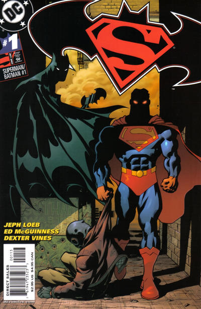 Sueprman Batman Vol 1 1 Retailer Incentive Variant.jpg