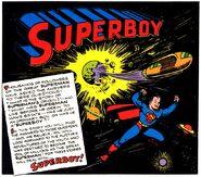 Superboy Earth-One 0001