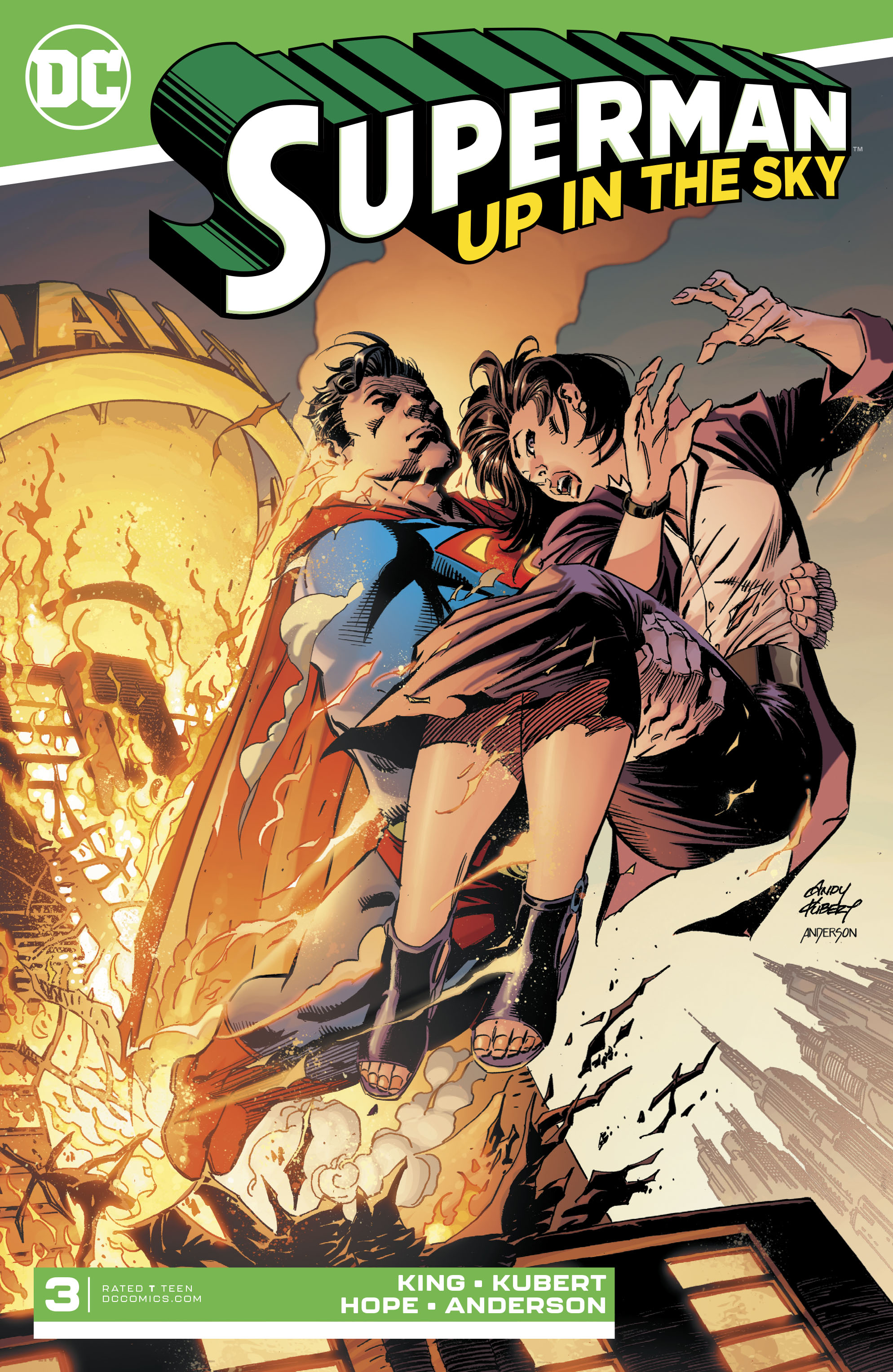Superman: Up in the Sky Vol 1 3