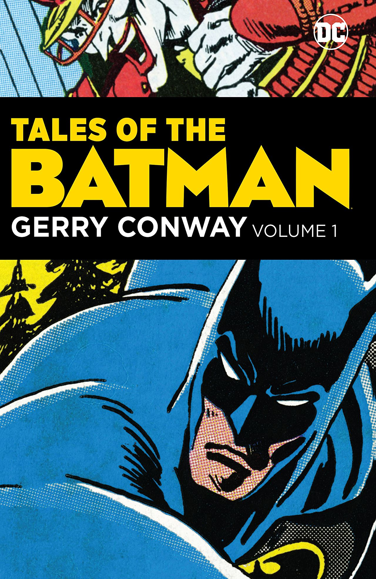 Tales of the Batman: Gerry Conway Vol. 1 (Collected)