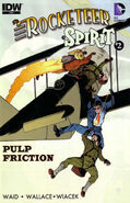 The Rocketeer The Spirit Pulp Friction Vol 1 2