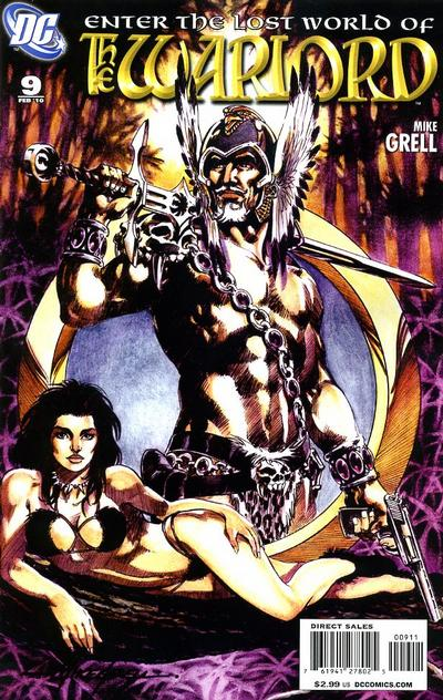 Warlord Vol 4 9