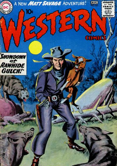 Western Comics Vol 1 82