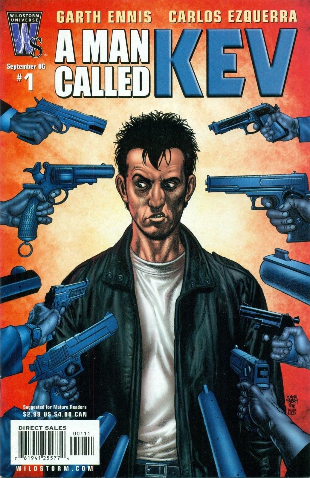 A Man Called Kev Vol 1