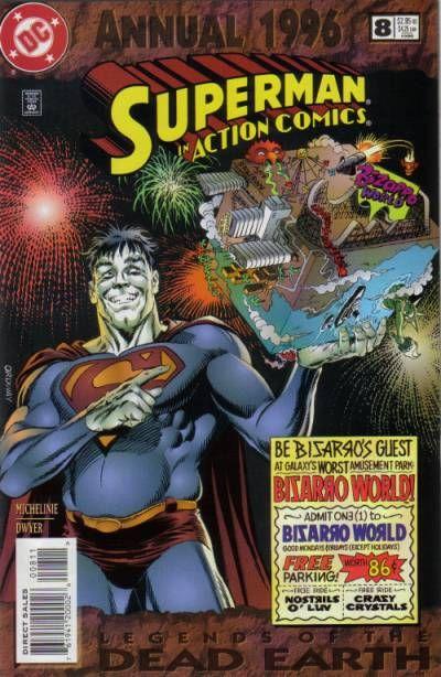Action Comics Annual Vol 1 8