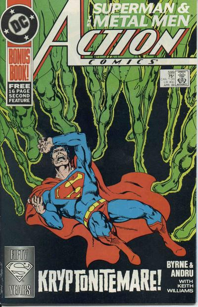 Action Comics Vol 1 599