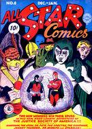 All-Star Comics 8