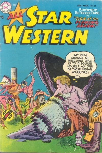 All-Star Western Vol 1 81