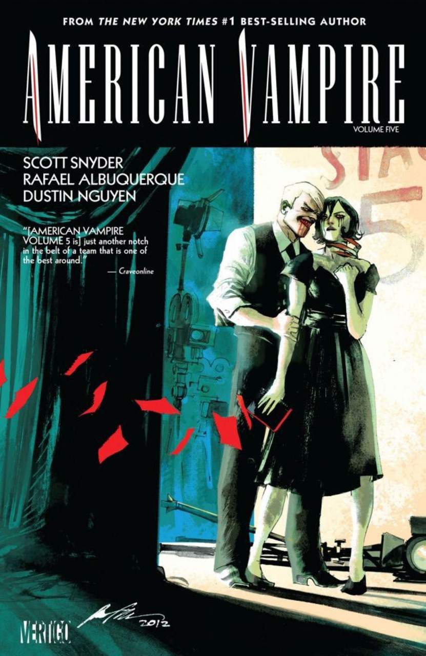 American Vampire: Vol. 5 (Collected)