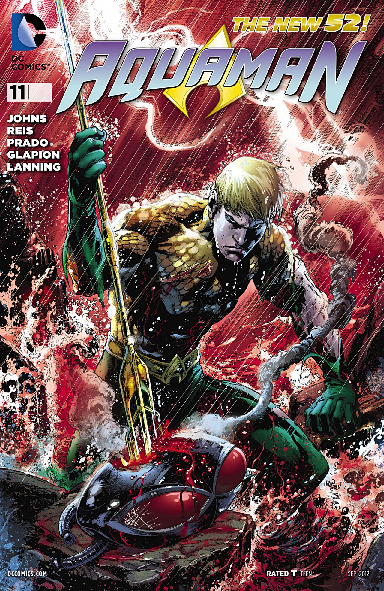 Aquaman Vol 7 11