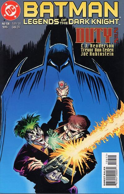 Batman: Legends of the Dark Knight Vol 1 106