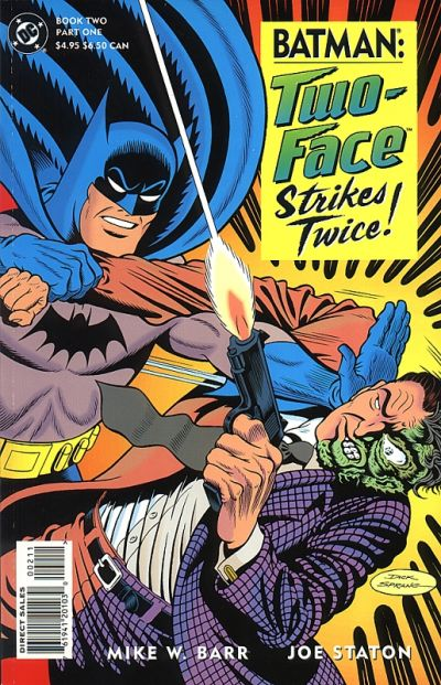 Batman: Two-Face Strikes Twice Vol 1 2
