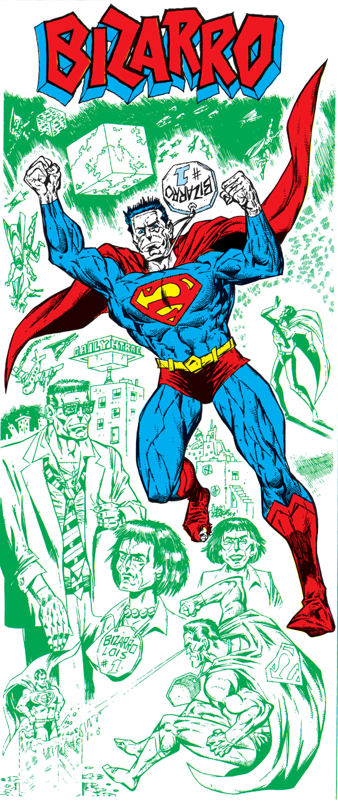 Bizarro (Earth-One)