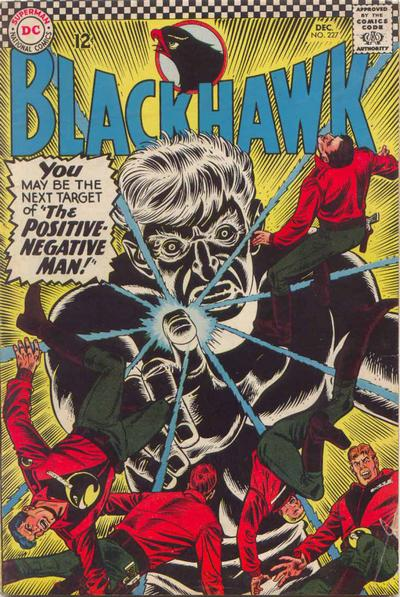 Blackhawk Vol 1 227