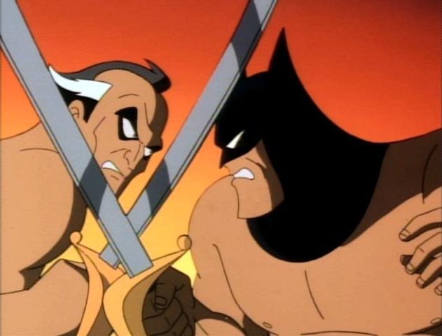 Batman (1992 TV Series) Episode: The Demon's Quest, Part II