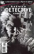 Detective Comics 838