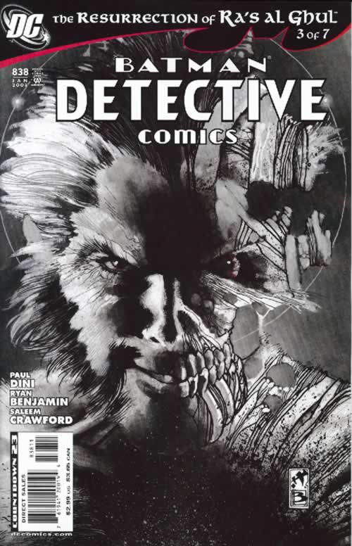 Detective Comics Vol 1 838