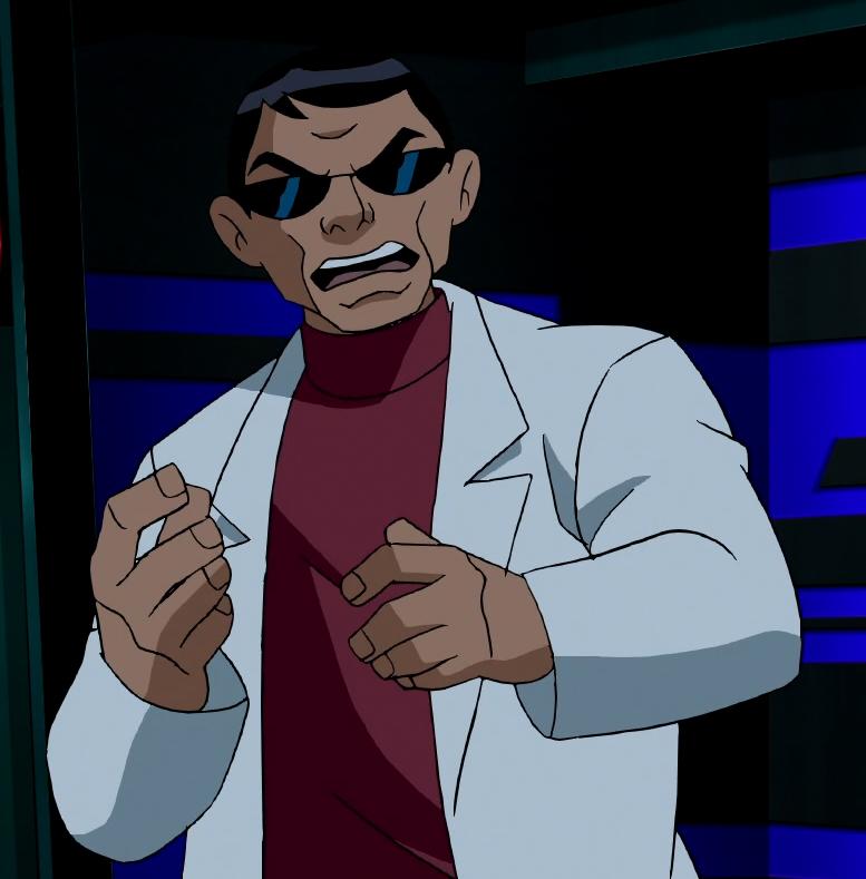 Doctor Moon (DCAU)