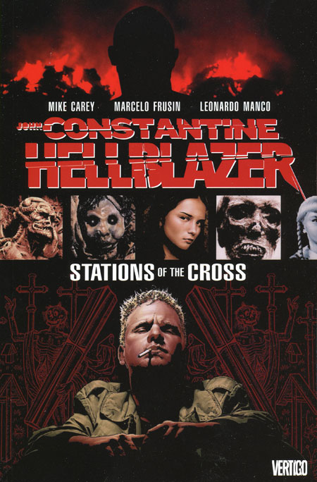 Hellblazer: Stations of the Cross (Collected)
