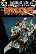 House of Mystery v.1 209