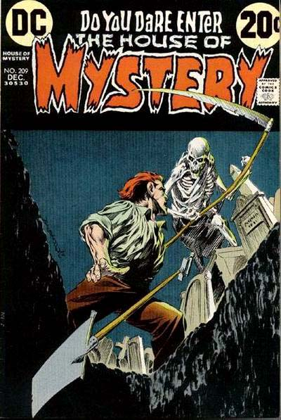 House of Mystery Vol 1 209