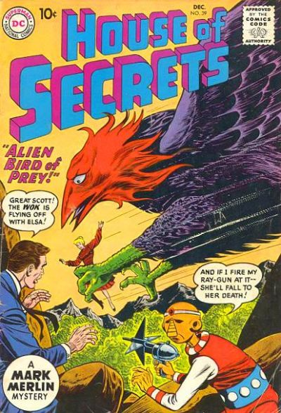House of Secrets Vol 1 39