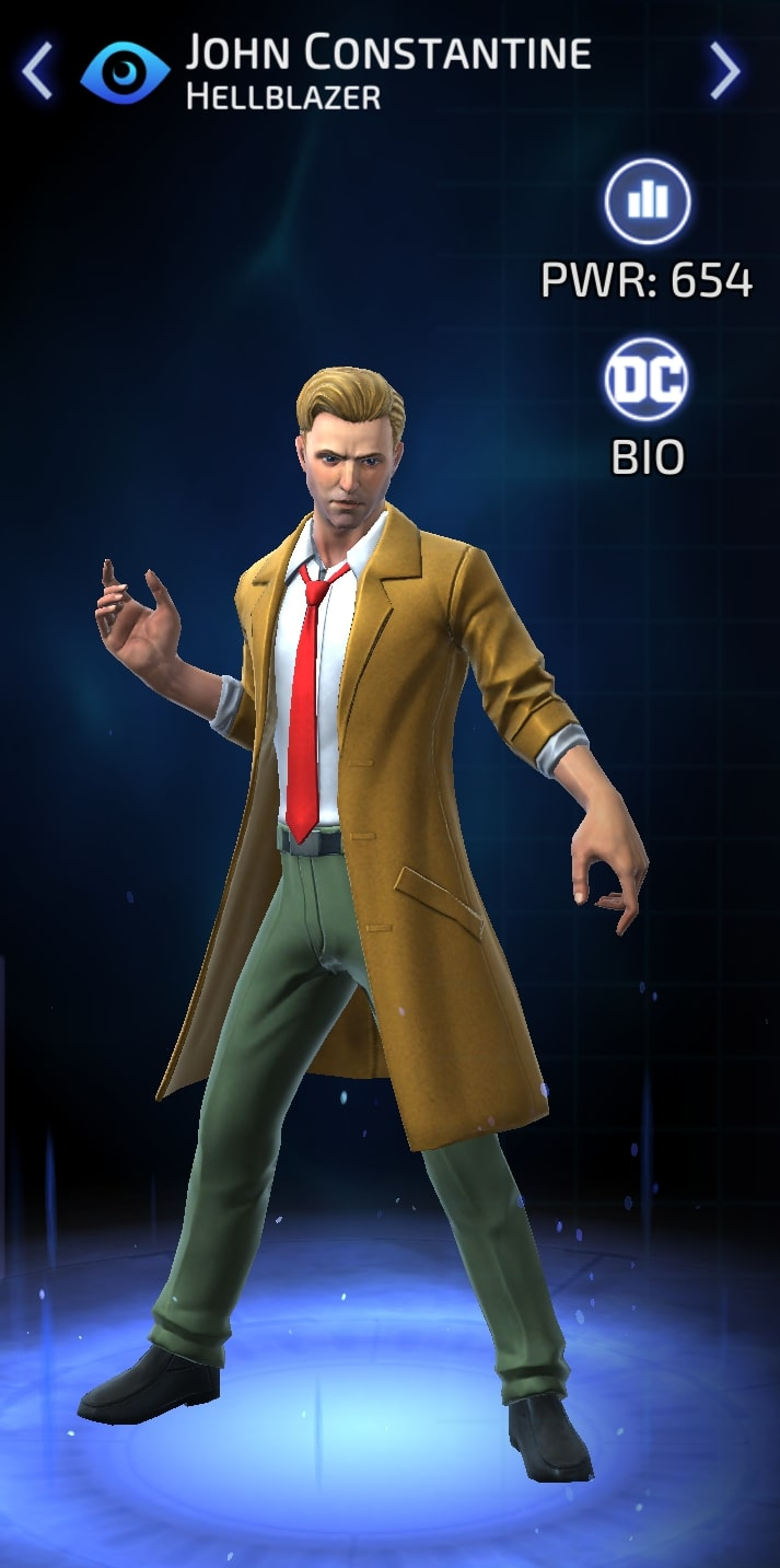 John Constantine (DC Legends)