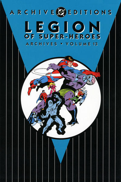 Legion of Super-Heroes Archives Vol. 13 (Collected)