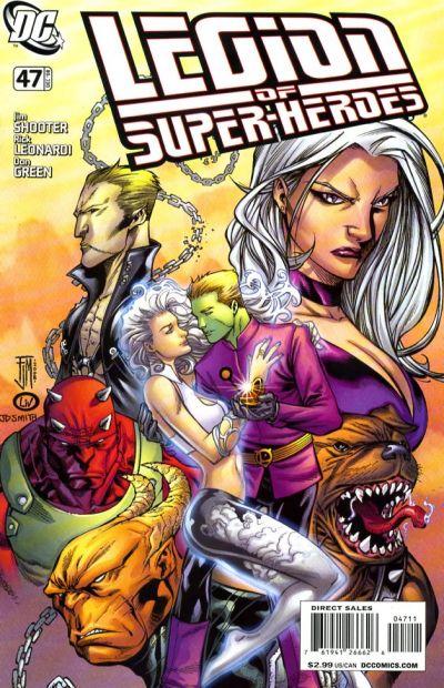 Legion of Super-Heroes Vol 5 47