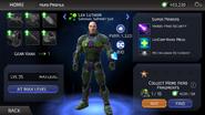 Lex Luthor DC Legends 0001