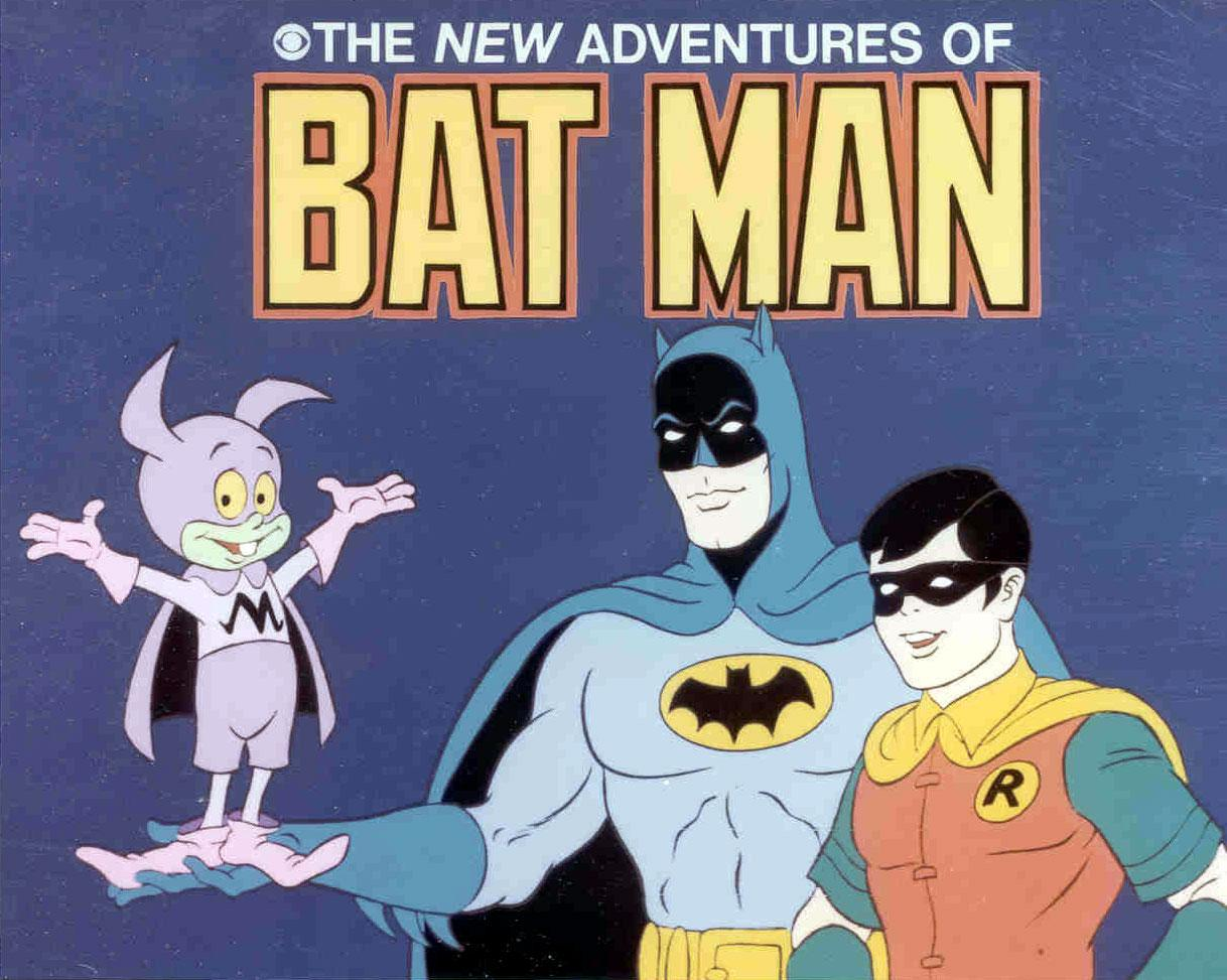 Bat-Mite (New Adventures of Batman)