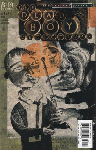 Sandman Presents: Dead Boy Detectives Vol 1 3