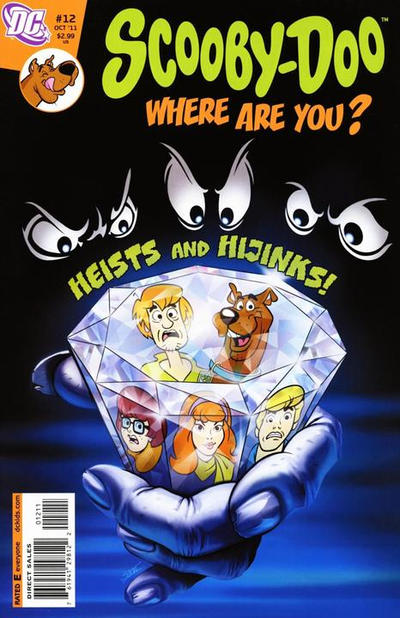 Scooby-Doo, Where Are You? Vol 1 12