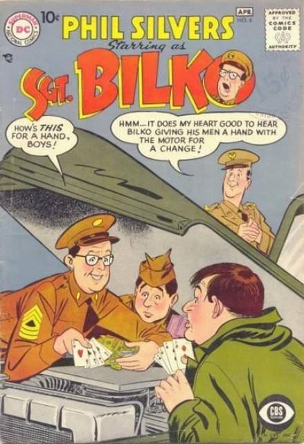 Sergeant Bilko Vol 1 6
