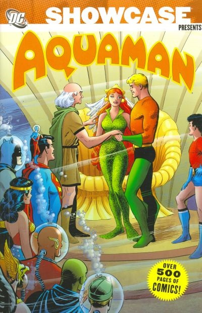 Showcase Presents: Aquaman Vol. 2 (Collected)