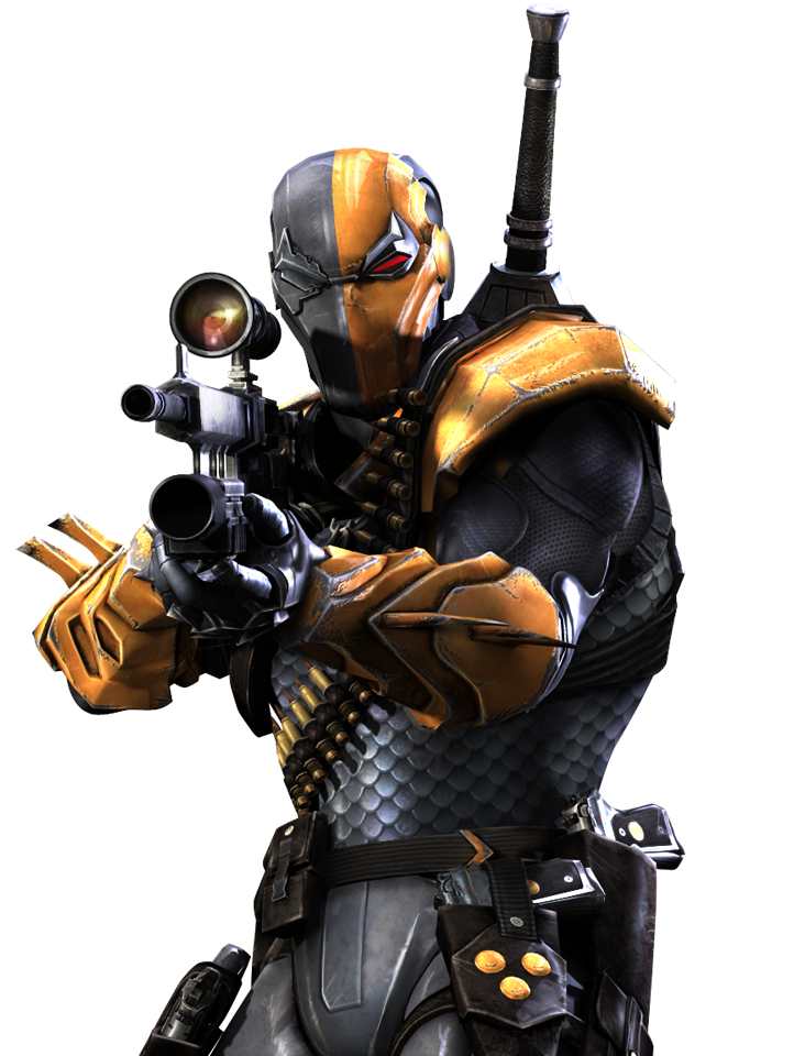 Slade Wilson (Injustice: Earth One)