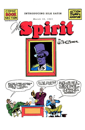 Spirit Newspaper Strip Vol 1 42