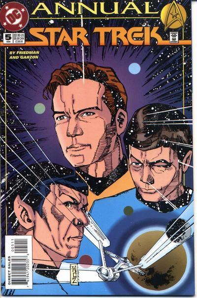 Star Trek Annual Vol 2 5