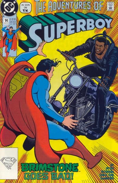 Superboy Vol 3 14