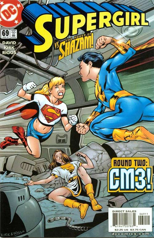Supergirl Vol 4 69