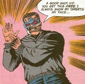 Tony Pegg (Impact)