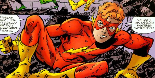 Wally West (Earth-3839)