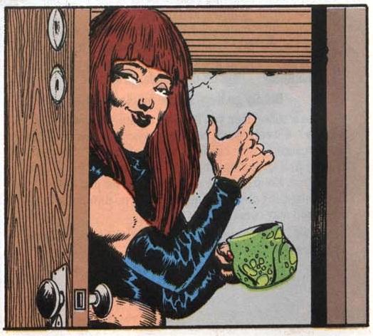 Wanda Mann (New Earth)