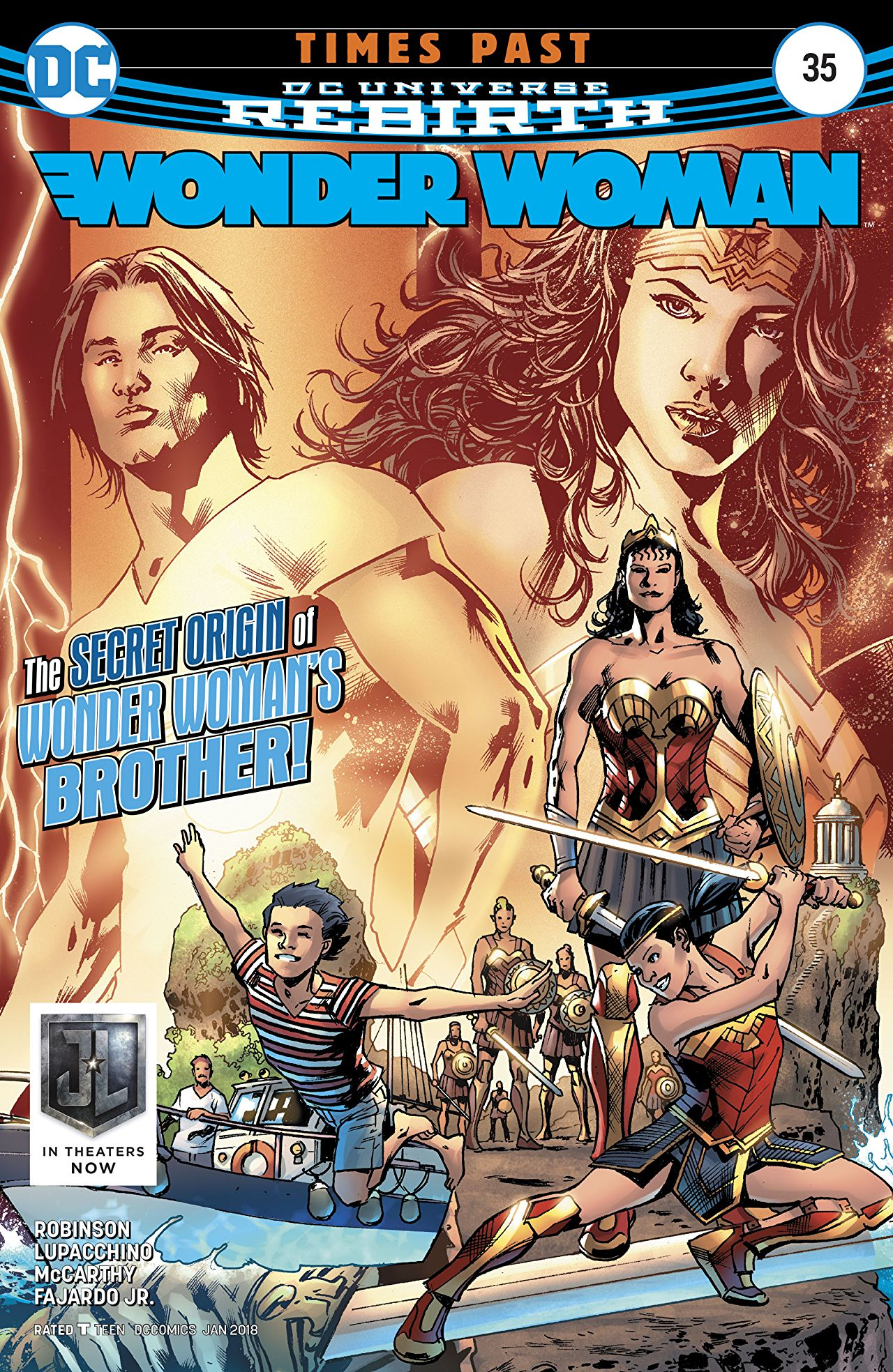 Wonder Woman Vol 5 35
