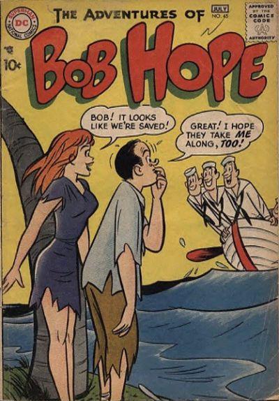 Adventures of Bob Hope Vol 1 45